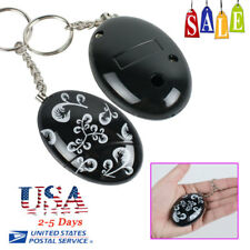 Usa 2x Multi-Functional Personal Treble Alarm For Women/Kid Self-Defense Outdoor