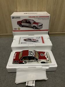 1 18 BROCK & RICHARDS 1981 BATHURST HOLDEN VC COMMODORE HDT With Marlboro decals