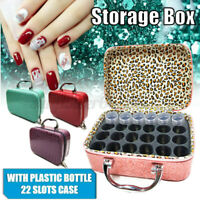 22 Slots Diamond Painting Accessories Box Embroidery Geometric Storage Case AU