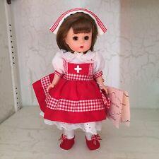 "Gorgeous   Hospital Nurse   8"" Madame Alexander doll NO box"
