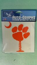 VINTAGE USC SOUTH CAROLINA CLEMSON NATIONAL CHAMPIONS DECAL SEC ACC