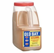 McCormick Old Bay Original Seasoning for Seafood Poultry Salads Meats 7.5 LB