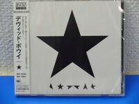 DAVID BOWIE Blackstar BLUSPEC CD Japan Free shipping