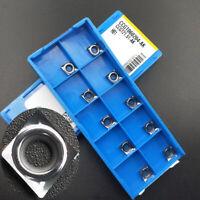 CCGT060204-AK H01 CCGT21.51 Carbide inserts Cutter blade CCMT0602 for Aluminum