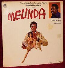 OST MELINDA JERRY BUTLER JERRY PETERS 1972  PRIDE ORIG PRESS SEALED