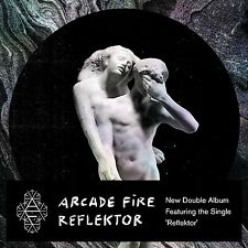 ARCADE FIRE CD - REFLEKTOR [2 DISCS](2013) - NEW UNOPENED