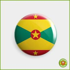 Grenada Button Ansteckbutton Länderflagge Länderbutton