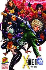 X-MEN #1 DYNAMIC FORCES MARK BROOKS EXCLUSIVE COLOUR LIMITED VARIANT COVER 2013