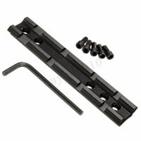 11mm to 20mm Scope Extend Tactical Dovetail Weaver Picatinny Rail Adapter  !