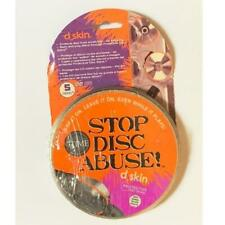 d_skin - STOP DISC ABUSE - PROTECTIVE DISC SKINS - 2 PACKS OF 5 FOR $34.80 - ...