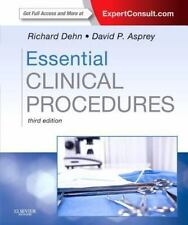 Essential Clinical Procedures 3rd Ed David P. Asprey