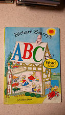 A. B. C. Word Book by Richard Scarry (Hardback, 1972)