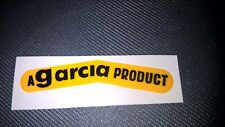 """MITCHELL & ABU FISHING REEL MODELS (""""A GARCIA PRODUCT"""") ADHESIVE DECAL STICKER"""