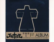 CD JUSTICECross first album2007 EX (B0888)