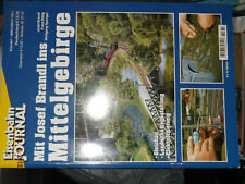 31$$ Revue Eisenbahn Journal Mit Josef Brandl ins Mittelgebirge