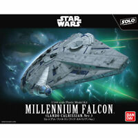 Bandai Star Wars MILLENNIUM FALCON (LANDO CALRISSIAN Ver.) 1/144