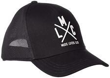 Diesel Unisex Chinus-d Cappello Baseball Hat Black Cap 00SHW4 0DAPC 02