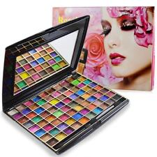 New 48 Assorted Colour Make-up Kit Set Glitter Eye Shadow Kit With Makeup Mirror