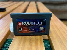 Robotech: The Macross Saga (Nintendo Game Boy Advance, 2002)
