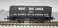 DAPOL B672 20T STEEL MINERAL WAGON - WEST MIDLANDS JOINT ELECTRICITY AUTHORITY