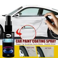 30ml Car Nano Repairing Oxidation Spray Liquid Ceramic Super Hydrophobic_ J9Q5