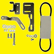 IH Farmall H & Super H HV I4 O4 W4 Alternator Conversion Bracket Kit & Belt