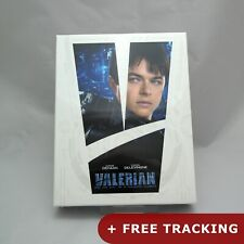 Valerian And The City Of A Thousand Planets Blu-ray 2D + 3D Combo Limited Ed.