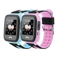 GPS Wifi Smart Wrist Watch for Kids Elderly Tracking Watch Children Security Y34