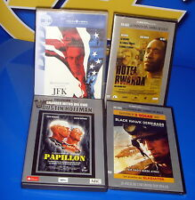 Pelicula EN DVD Política/Belica/carcelaria-4 dvds diferentes-buen estado
