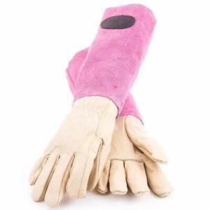 Bradleys Suede & Leather Gardening Gloves