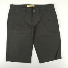 Volcom Bitter Sweet Womens Shorts Brand new Olive in sizes 5