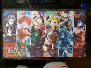 Force of Will TCG, The Epic Of The Dragon Lord Prerelease Playmat