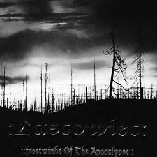 LASCOWIEC - Frostwinds Of The Apocalypse - CD