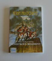 Monstrous Regiment - by Terry Pratchett - MP3CD - Unabridged Audiobook