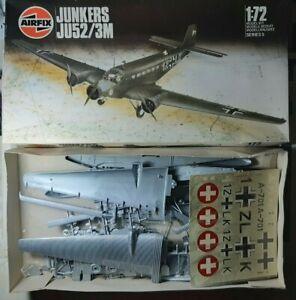 Airfix 1/72 - Junkers Ju52 - 3M - type 8 box