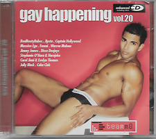 Gay Happening Volume 20 - CD - Electro - Dance - DST 77224-2 - Europe