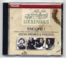Gidon Kremer & Friends CD Encore Musical Jokes Musikalische Spässe 78 668 1