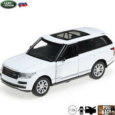 Land Rover Vogue Toy Car - 1/36 Scale Diecast Metal Model