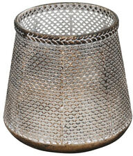 Lantern Candle Holder Chainmail Home Decor