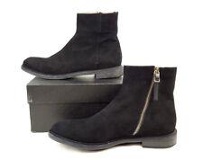 BNIB Paul Smith Sullivan Nero Black Suede Leather Chelsea Boot (UK 8.5) RRP £385