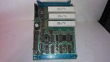 Fanuc Tape Reader Board A20B-0007-0750