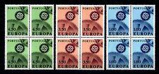 PORTUGAL - PORTOGALLO - 1967 - EUROPA CEPT - Ingranaggi, trazione integrale