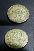 Albania - 20 leke anno 2000 -  come da foto