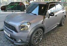 Mini Black Out de-Chrome BELTLINE Bande Countryman. Cooper, JCW GP
