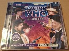 Doctor Who - The Gunfighters BBC Soundtrack 2x Cd William Hartnell Peter Purves