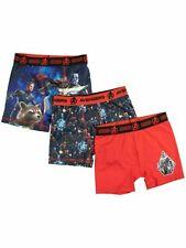 Boys Avengers Boxer Brief Underwear (3 piece) (size 6)