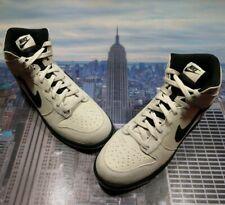 Nike Dunk Hi High Top Light Bone/Black Mens Mens Size 10 904233 002 New