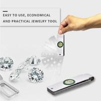 Round Diamond Measuring Equipment Gem Stone Pearls Gauge Measurer Tool Precision