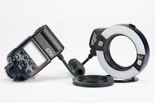 Profi Makro Ringblitz Viltrox 670 Canon Nikon Olympus Pentax Sony Ring Lite