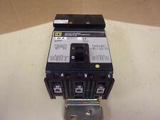 Square D FC34060 Circuit Breaker 60A , 3P , 480 VAC